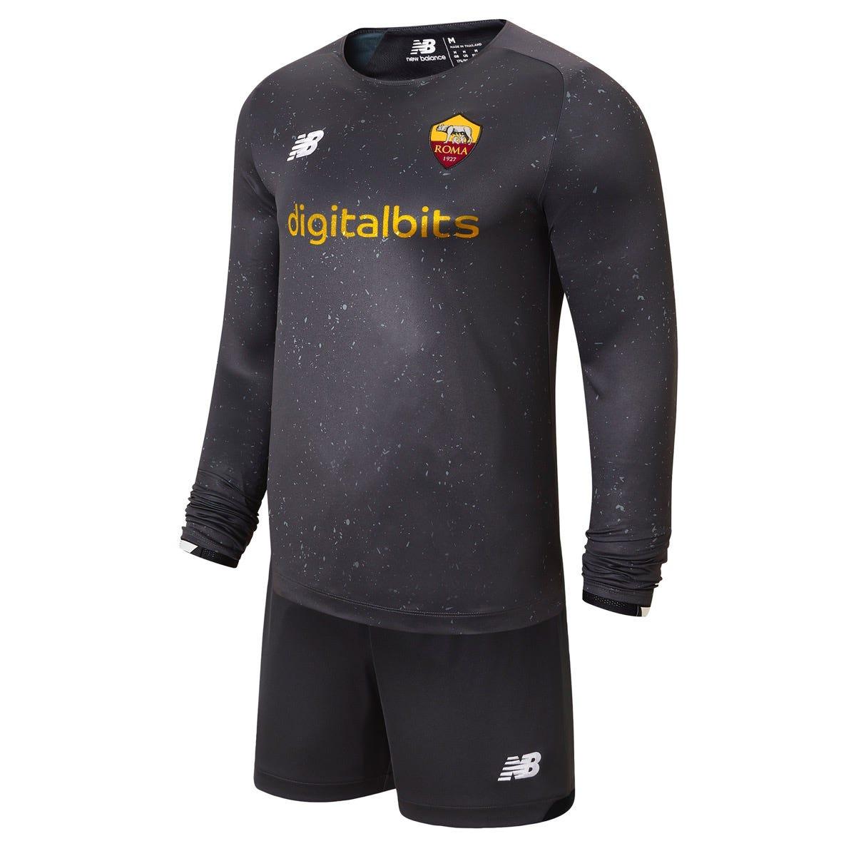 Kit Home Goal Keeper Kids T-Shirt, Short and Socks 2021/22 w/t free Face Mask