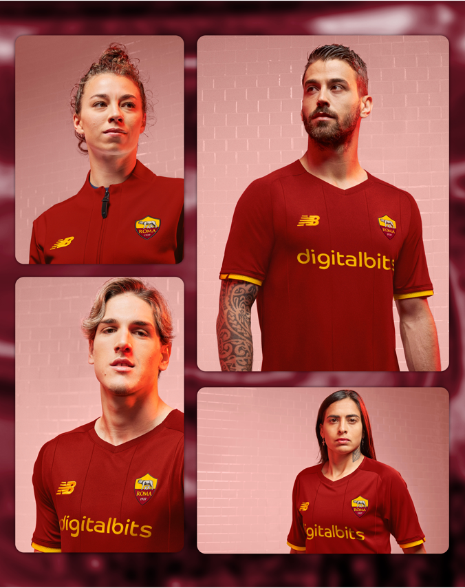 AS Roma Store - Home Page
